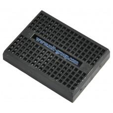 บอร์ดทดลอง Mini Breadboard 170 points สีดำ