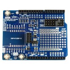 ESP8266 WIFI Shield with ESP-01 / ESP-07 / ESP-12 for Arduino
