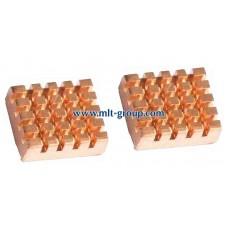Copper Heat Sink for Raspberry Pi B+ / A / Pi 2