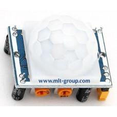 โมดูลตรวจจับความเคลื่อนไหว HC-SR501 (PIR Motion Sensor Module).