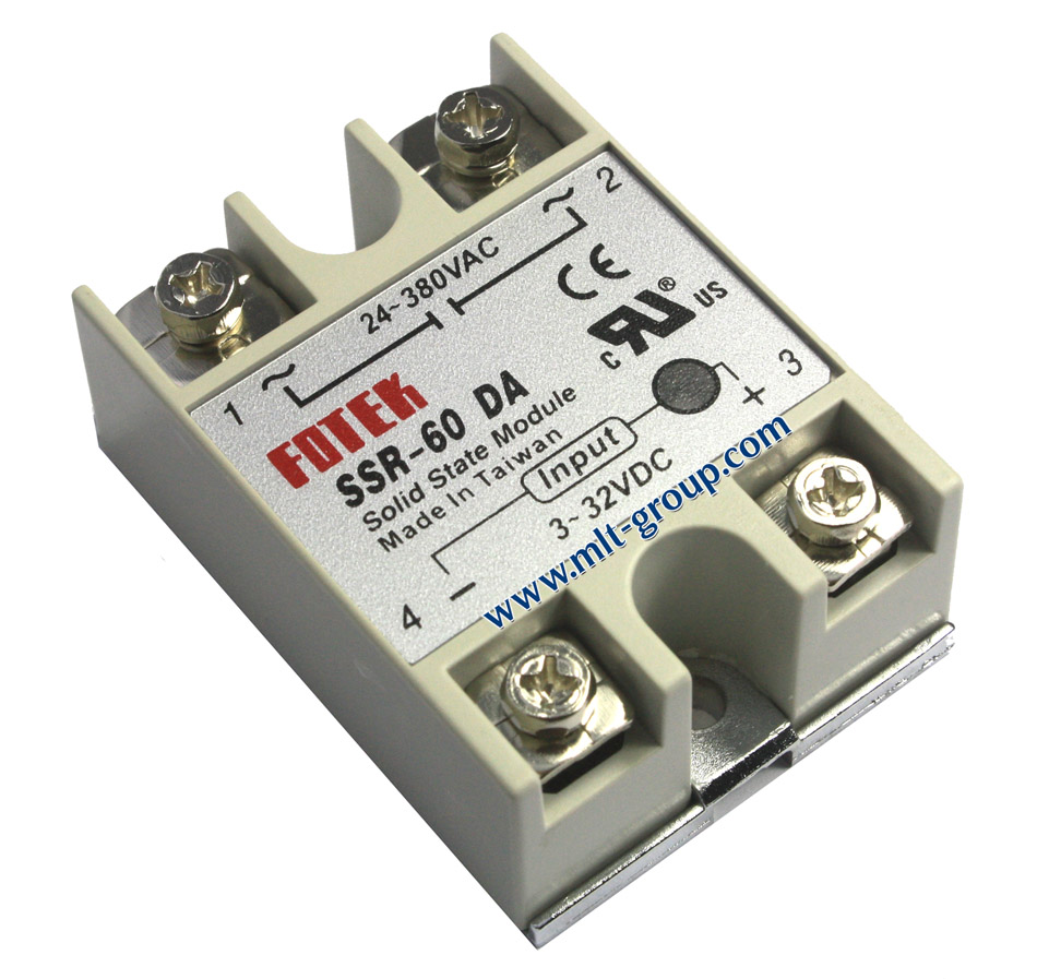 Solid State Relay Response Time Theory 60a Ssr60 Da Dc To Ac
